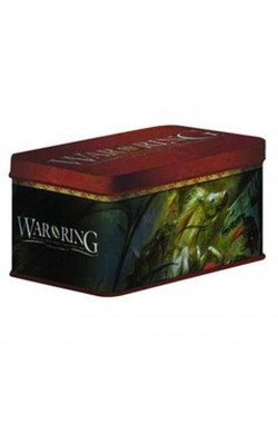 War of the Ring (2nd Edition): Card Box met Sleeves