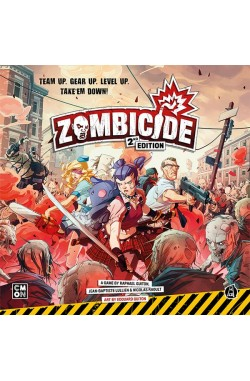 Zombicide: 2nd Edition