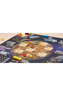 Alien Frontiers (5th Edition) - inclusief expansion pack 1 tot 6!