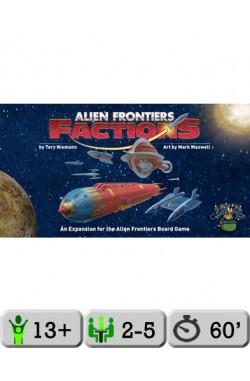 Alien Frontiers: Factions