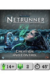 Android: Netrunner - Creation and Control (Deluxe Expansion)