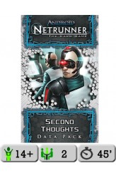 Android: Netrunner – Second Thoughts (Spin Cycle)