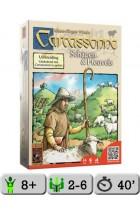 Carcassonne: Schapen en Heuvels