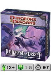 Dungeons and Dragons: The Legend of Drizzt Board Game