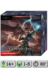 Dungeons and Dragons: Temple of Elemental Evil Board Game