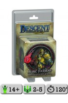 Descent: Journeys in the Dark (Second Edition) – Alric Farrow Lieutenant Pack