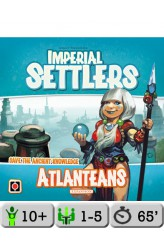 Imperial Settlers: Atlanteans (EN)
