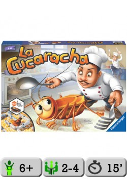 La Cucaracha (aka Bugs in the Kitchen)