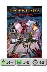 Legendary: Villains – Marvel Deck Building Game