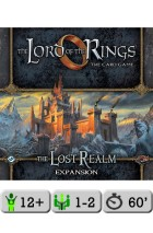 The Lord of the Rings: The Card Game – The Lost Realm (Deluxe Expansion 4)