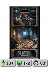 The Lord of the Rings: The Card Game – The Treachery of Rhudaur (Angmar Awakened Cycle)