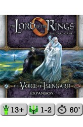 The Lord of the Rings: The Card Game – The Voice of Isengard (Deluxe Expansion 3)