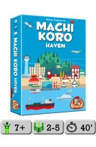 Machi Koro Haven