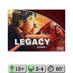 Preorder - Pandemic Legacy (Red) [NL] (reprint verwacht juni 2021)