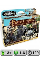 Pathfinder Adventure Card Game: Skull and Shackles – Character Add-On Deck