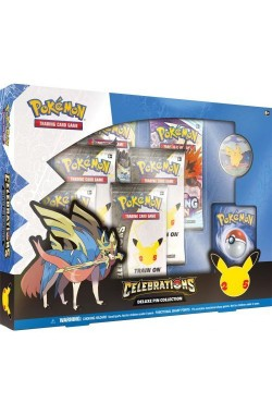 Pokémon Celebrations Deluxe Pin Collection