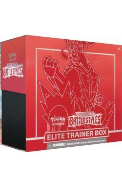 Pokémon - Sword & Shield Battle Styles - Elite Trainer Box (Single Strike)