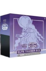 Pokémon - Sword & Shield Chilling Reign - Elite Trainer Box (Shadow Rider Calyrex)