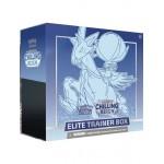 Pokémon - Sword & Shield Chilling Reign - Elite Trainer Box (Ice Rider Calyrex)