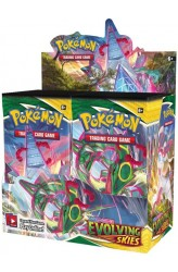 Pokémon - Sword & Shield Evolving Skies - Booster Display (36)