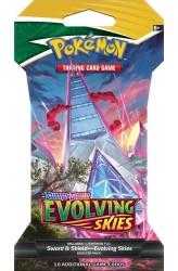 Pokémon - Sword & Shield Evolving Skies - Sleeved Booster