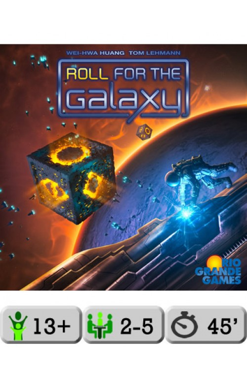 how to play roll for the galaxy