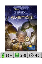 Roll for the Galaxy: Ambition (schade)