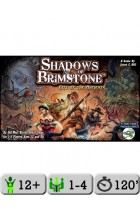 Shadows of Brimstone: Temple of Shadows Deluxe Expansion