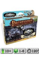 Pathfinder Adventure Card Game: Skull and Shackles – From Hell's Heart Adventure Deck 6