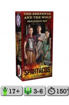 Spartacus: The Serpents and the Wolf Expansion Set