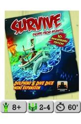 Survive: Escape from Atlantis! Dolphins and Dive Dice Mini Extension