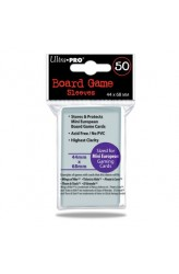 Ultra Pro Card Sleeves 44x68mm