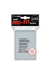 Ultra Pro Pro-fit Sleeves 60x87mm
