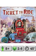 Ticket to Ride Map Collection: Volume 1 – Team Asia and Legendary Asia