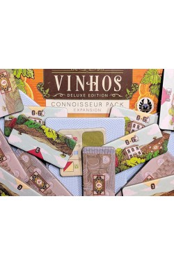 Vinhos Deluxe Edition: Connoisseur Expansion Pack