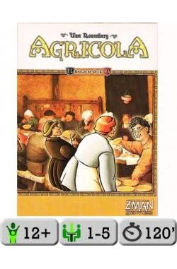 Agricola: Belgium Deck