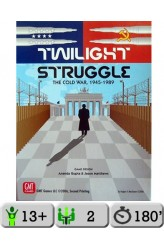 Twilight Struggle (Deluxe Edition) [Licht beschadigde doos]