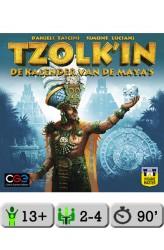 Tzolk'in - De Kalender van de Maya's