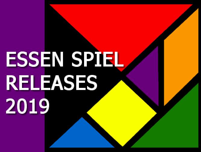 Essen Releases 2019