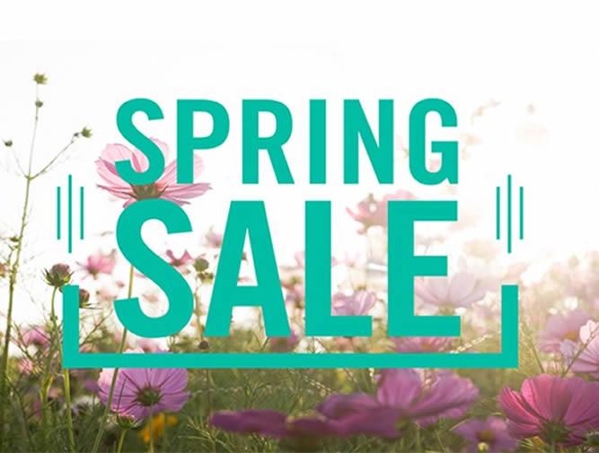 Ontdek hier onze lenteaanbiedingen!