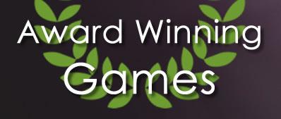 Klik hier om onze bekroonde spellen te ontdekken!