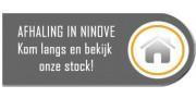 U kan uw bestelling afhalen in Ninove